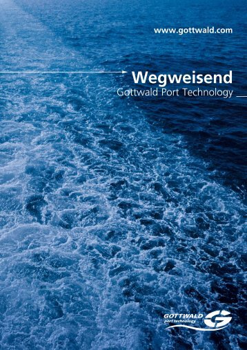 Servicedienstleister - Gottwald Port Technology