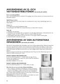 KitchenAid 20RB-D4L A+ - Side-by-Side - 20RB-D4L A+ - Side-by-Side SV (858645011020) Mode d'emploi - Page 6