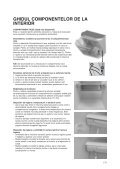 KitchenAid 20RB-D4L A+ - Side-by-Side - 20RB-D4L A+ - Side-by-Side RO (858645011020) Mode d'emploi - Page 5