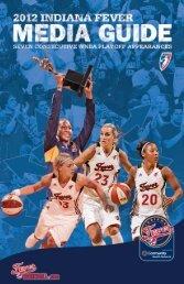 2012 Media Guide - WNBA.com