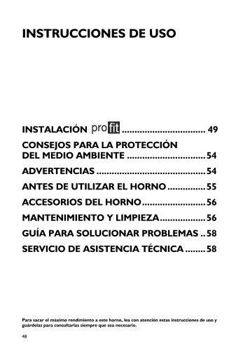 KitchenAid 700 947 26 - Oven - 700 947 26 - Oven ES (857917901500) Mode d'emploi