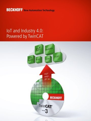 IoT and Industry 4.0 Powered by TwinCAT