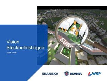 Vision Stockholmsbågen