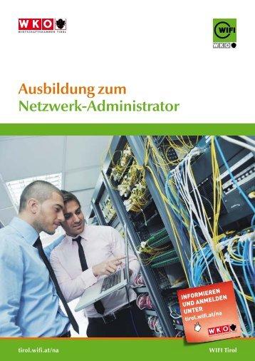 Ausbildung zum Netzwerk-Administrator LG-Profile