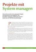 Lehrgang Projektmanagement - Seite 2