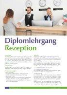 Diplomlehrgang Rezeption - Seite 2