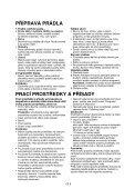 KitchenAid I WP - Washing machine - I     WP - Washing machine CS (859298818000) Mode d'emploi - Page 5