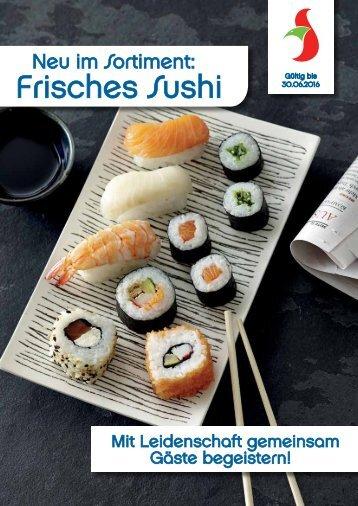 Sushi 2016