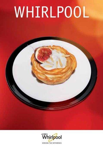 KitchenAid JQ 280 BL - Microwave - JQ 280 BL - Microwave IT (858728099490) Livret de recettes