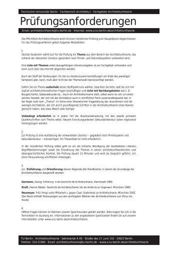 Themenlisten inkl. Prüfungsanforderungen herunterladen (PDF)