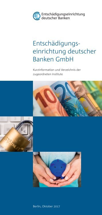 Entschädigungseinrichtung deutscher Banken GmbH
