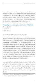 Entschädigungseinrichtung deutscher Banken GmbH - Page 5