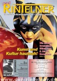Kunst und Kultur hautnah! - Rintelner