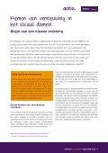 Kiemen van vernieuwing in het sociaal domein - Page 3