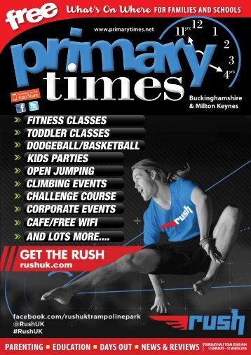 Primary Times - Bucks Feb 2016