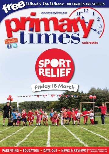 Primary Times - Oxon Feb 2016