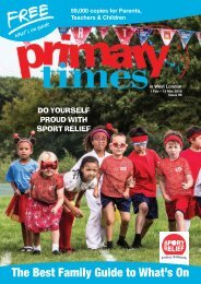 Primary Times - West London Feb 2016