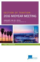 2016 MIDYEAR MEETING