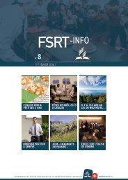 FSRT-Info N°8 - 1er février 2016