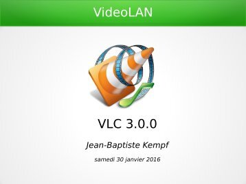 VideoLAN VLC 3.0.0