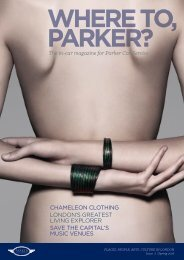 Where to Parker? Issue 2