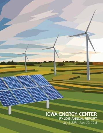 IOWA ENERGY CENTER