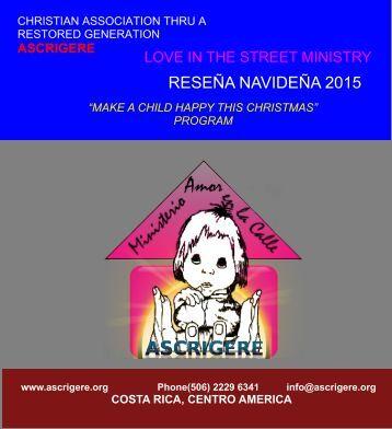 RESEÑA NAVIDAD 2015-INGLES
