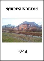 NØRRESUNDBYtid - Uge 5