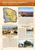 Ranch- und Abenteuer-Urlaub - Argus Reisen - Seite 6