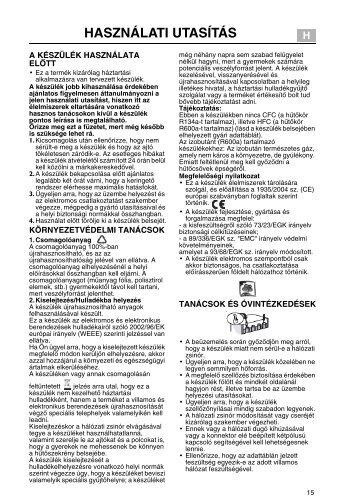 KitchenAid 20094677 - Fridge/freezer combination - 20094677 - Fridge/freezer combination HU (853921915600) Guide d'installation