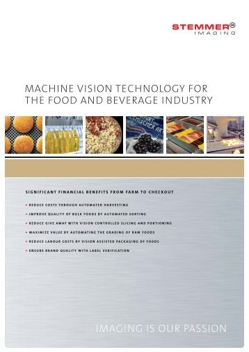 Market Brochure - Food | EN