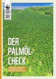 DER PALMÖL- CHECK