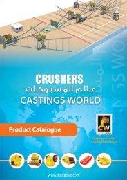 castings world Crusher catalog