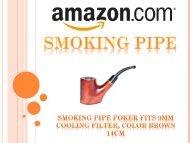 Tobacco Pipes, Smoking Pipe DRAGON ON STONE   Amazon