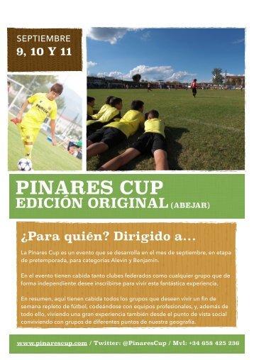 PINARES CUP