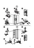 KitchenAid 20RB-D3 A+ SF - Side-by-Side - 20RB-D3 A+ SF - Side-by-Side DA (858641211030) Guide d'installation - Page 4
