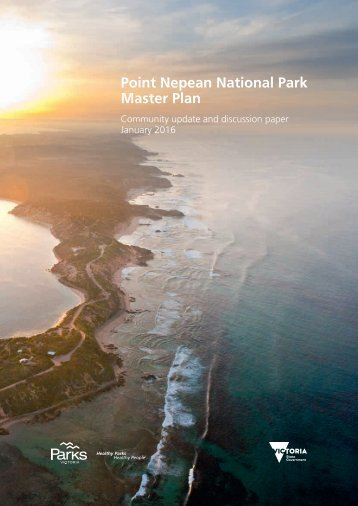 Point Nepean National Park Master Plan