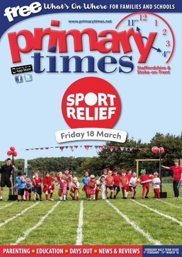 Primary Times - Staffordshire Feb 2016