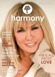 Harmony Issue 4 - February 2016