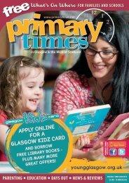 PT Glasgow February mag