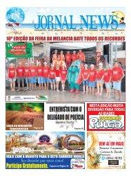 Jornal News Parobé - Edição 21 (29/01/2016)
