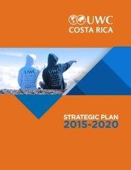 160115 - UWC Costa Rica Strategic Plan  2015-2020