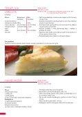 KitchenAid JQ 280 WH - Microwave - JQ 280 WH - Microwave SK (858728099290) Livret de recettes - Page 4