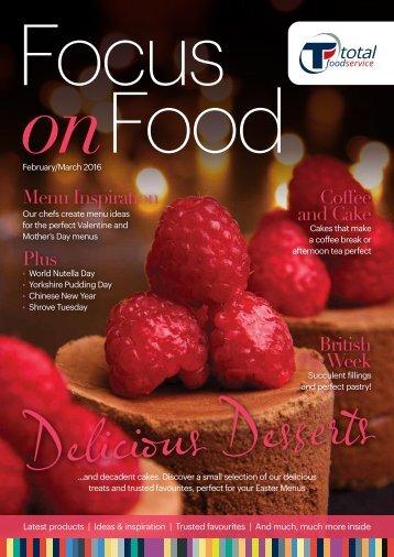 Focus on Food Issue 1