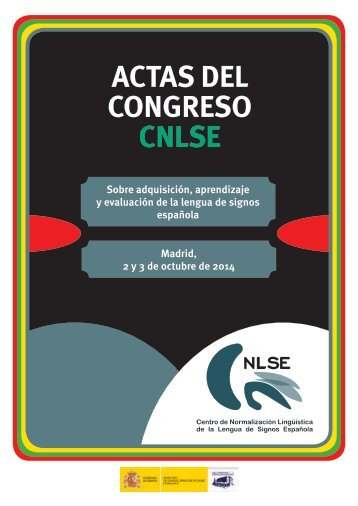 ACTAS DEL CONGRESO CNLSE
