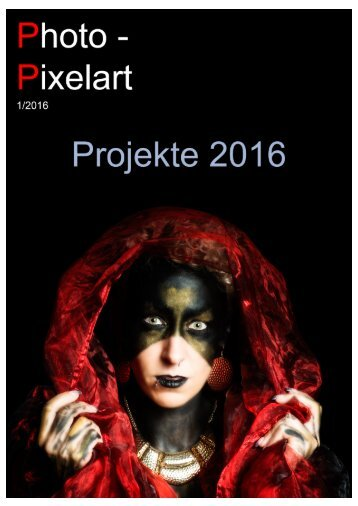 Photo-Pixelart - Projekte 2016