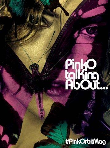 PINKO Orbit Mag