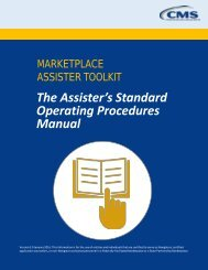 The Assister's Standard Operating Procedures Manual
