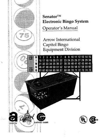 ingo System Arrow International Equipment Division
