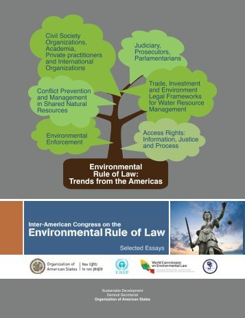Environmental Rule of Law Trends from the Americas